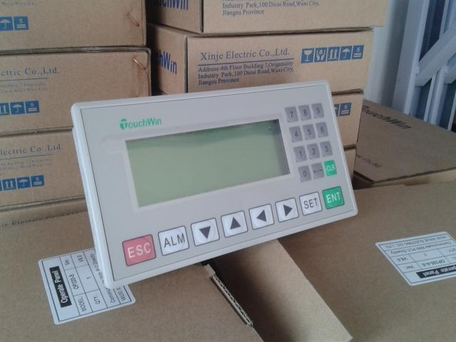 信捷op325-a-s對士林變頻器的485通訊控制